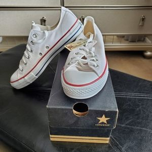 Converse Chuck Taylor All Star Low Top White (10)